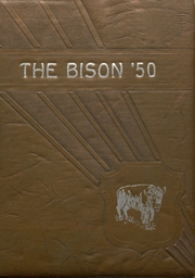 1950 Edition, Buffalo High School - Bison Yearbook (Buffalo, OK)