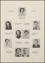 Page 11, 1951 Edition, Buffalo High School - Bison Yearbook (Buffalo, OK) online yearbook collection