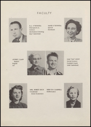 Page 14, 1951 Edition, Buffalo High School - Bison Yearbook (Buffalo, OK) online yearbook collection
