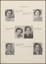 Page 16, 1951 Edition, Buffalo High School - Bison Yearbook (Buffalo, OK) online yearbook collection