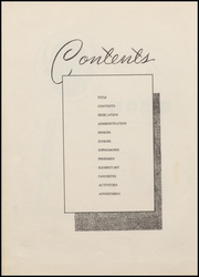 Page 8, 1951 Edition, Buffalo High School - Bison Yearbook (Buffalo, OK) online yearbook collection
