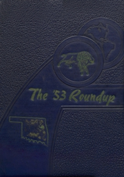 1953 Edition, Buffalo High School - Bison Yearbook (Buffalo, OK)