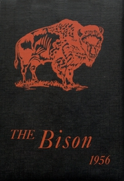 1956 Edition, Buffalo High School - Bison Yearbook (Buffalo, OK)