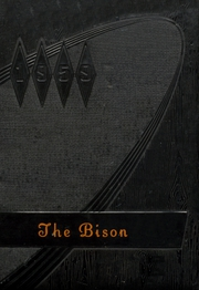 1959 Edition, Buffalo High School - Bison Yearbook (Buffalo, OK)