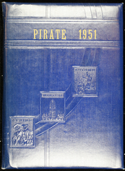 1951 Edition, Cyril High School - Pirate Yearbook (Cyril, OK)