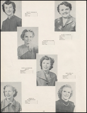 Page 16, 1952 Edition, Turpin High School - Cardinal Yearbook (Turpin, OK) online yearbook collection