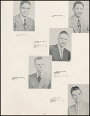 Page 17, 1952 Edition, Turpin High School - Cardinal Yearbook (Turpin, OK) online yearbook collection