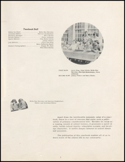 Page 5, 1952 Edition, Turpin High School - Cardinal Yearbook (Turpin, OK) online yearbook collection