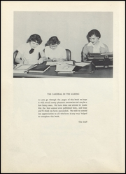 Page 10, 1954 Edition, Turpin High School - Cardinal Yearbook (Turpin, OK) online yearbook collection