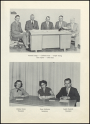 Page 11, 1954 Edition, Turpin High School - Cardinal Yearbook (Turpin, OK) online yearbook collection