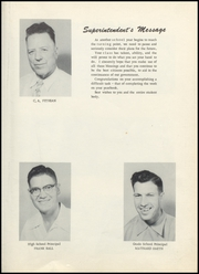 Page 13, 1954 Edition, Turpin High School - Cardinal Yearbook (Turpin, OK) online yearbook collection