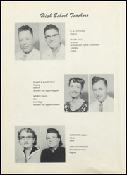 Page 14, 1954 Edition, Turpin High School - Cardinal Yearbook (Turpin, OK) online yearbook collection