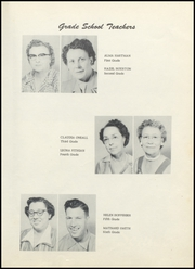 Page 15, 1954 Edition, Turpin High School - Cardinal Yearbook (Turpin, OK) online yearbook collection