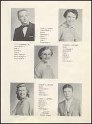Page 13, 1956 Edition, Turpin High School - Cardinal Yearbook (Turpin, OK) online yearbook collection