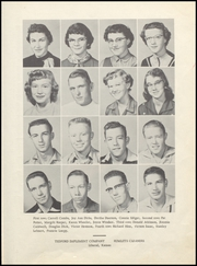 Page 15, 1956 Edition, Turpin High School - Cardinal Yearbook (Turpin, OK) online yearbook collection