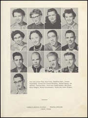 Page 17, 1956 Edition, Turpin High School - Cardinal Yearbook (Turpin, OK) online yearbook collection
