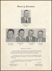 Page 6, 1956 Edition, Turpin High School - Cardinal Yearbook (Turpin, OK) online yearbook collection