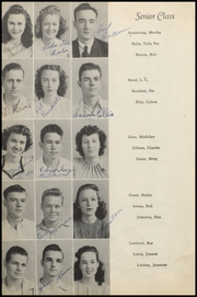 Page 10, 1947 Edition, Oilton High School - Panther Yearbook (Oilton, OK) online yearbook collection