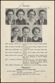 Page 17, 1947 Edition, Oilton High School - Panther Yearbook (Oilton, OK) online yearbook collection