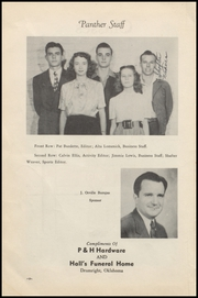 Page 6, 1947 Edition, Oilton High School - Panther Yearbook (Oilton, OK) online yearbook collection