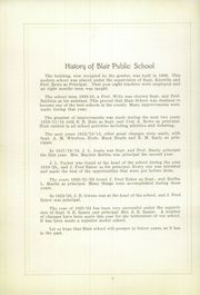 Page 10, 1924 Edition, Blair High School - Bronc Yearbook (Blair, OK) online yearbook collection