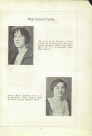 Page 15, 1924 Edition, Blair High School - Bronc Yearbook (Blair, OK) online yearbook collection