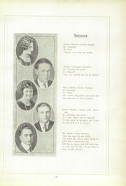 Blair High School - Bronc Yearbook (Blair, OK) online yearbook collection, 1924 Edition, Page 23