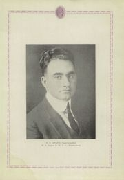 Page 13, 1925 Edition, Blair High School - Bronc Yearbook (Blair, OK) online yearbook collection