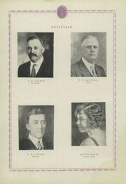 Page 14, 1925 Edition, Blair High School - Bronc Yearbook (Blair, OK) online yearbook collection