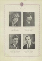 Page 17, 1925 Edition, Blair High School - Bronc Yearbook (Blair, OK) online yearbook collection