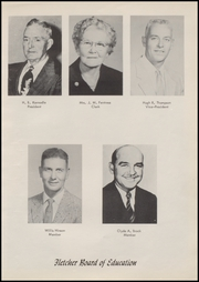 Page 15, 1958 Edition, Fletcher High School - Wildcat Yearbook (Fletcher, OK) online yearbook collection