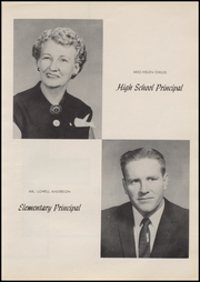 Page 17, 1958 Edition, Fletcher High School - Wildcat Yearbook (Fletcher, OK) online yearbook collection
