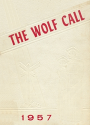 Page 1, 1957 Edition, Vanoss High School - Wolf Call Yearbook (Ada, OK) online yearbook collection