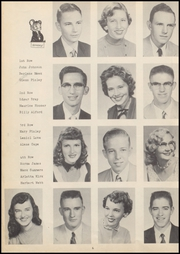 Page 10, 1957 Edition, Vanoss High School - Wolf Call Yearbook (Ada, OK) online yearbook collection