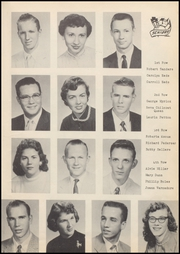 Page 11, 1957 Edition, Vanoss High School - Wolf Call Yearbook (Ada, OK) online yearbook collection