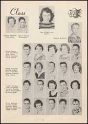 Page 13, 1957 Edition, Vanoss High School - Wolf Call Yearbook (Ada, OK) online yearbook collection