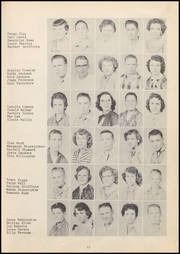Page 15, 1957 Edition, Vanoss High School - Wolf Call Yearbook (Ada, OK) online yearbook collection