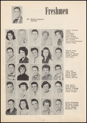Page 16, 1957 Edition, Vanoss High School - Wolf Call Yearbook (Ada, OK) online yearbook collection