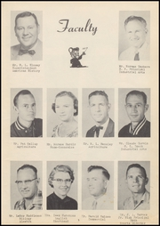 Page 7, 1957 Edition, Vanoss High School - Wolf Call Yearbook (Ada, OK) online yearbook collection