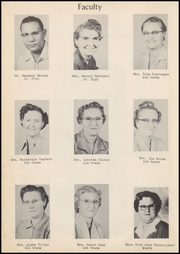 Page 8, 1957 Edition, Vanoss High School - Wolf Call Yearbook (Ada, OK) online yearbook collection