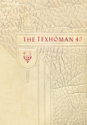 1948 Edition, Texhoma High School - Red Devil Yearbook (Texhoma, OK)