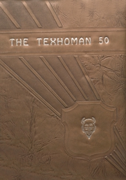 1950 Edition, Texhoma High School - Red Devil Yearbook (Texhoma, OK)