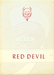 1954 Edition, Texhoma High School - Red Devil Yearbook (Texhoma, OK)