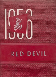 1956 Edition, Texhoma High School - Red Devil Yearbook (Texhoma, OK)