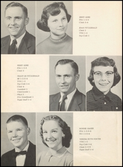 Page 12, 1957 Edition, Texhoma High School - Red Devil Yearbook (Texhoma, OK) online yearbook collection