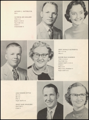 Page 13, 1957 Edition, Texhoma High School - Red Devil Yearbook (Texhoma, OK) online yearbook collection