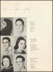 Page 16, 1957 Edition, Texhoma High School - Red Devil Yearbook (Texhoma, OK) online yearbook collection