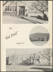 Page 5, 1957 Edition, Texhoma High School - Red Devil Yearbook (Texhoma, OK) online yearbook collection