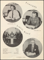 Page 7, 1957 Edition, Texhoma High School - Red Devil Yearbook (Texhoma, OK) online yearbook collection
