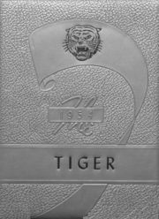1954 Edition, Mountain View High School - Tiger Yearbook (Mountain View, OK)